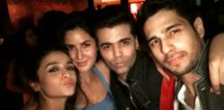 Karan Johar celebrates 45th Birthday with Bollywood Stars