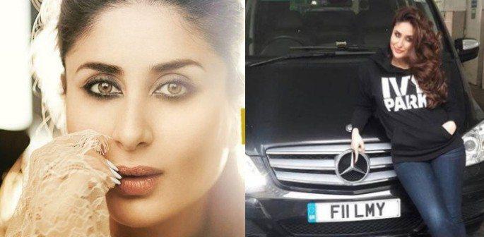 Kareena Kapoor is Travelling 'Filmy' Style in London