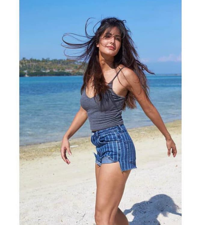 Katrina Kaif reveals Fitness, Fun and Sexiness on Instagram