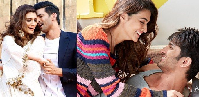 Varun dhawan and kriti sanon dating games
