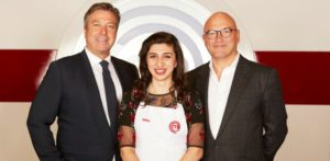 Saliha Mahmood-Ahmed wins Masterchef 2017 with Pakistani Food