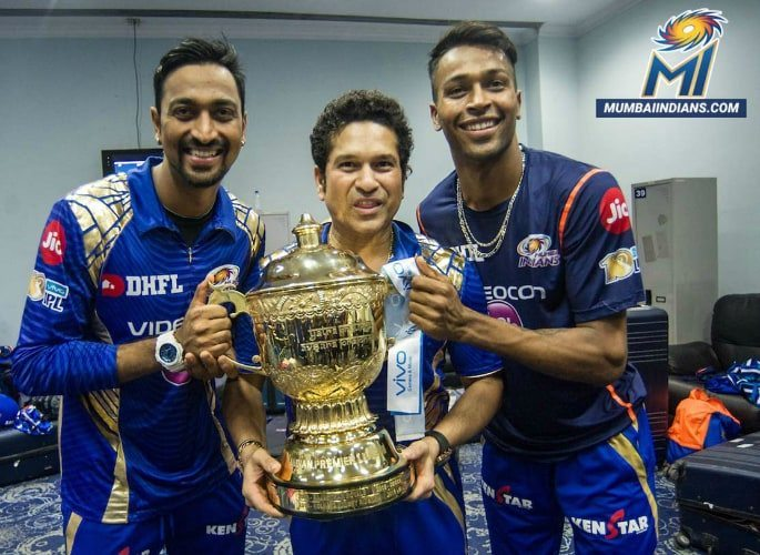 Mumbai Indians clinch third Indian Premier League title in final ball thriller