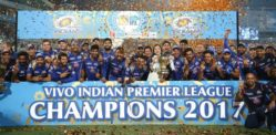 Mumbai Indians win IPL 2017 against Rising Pune Supergiant
