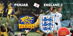 Panjab FA set to face England C in Landmark Football Match