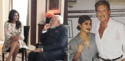 Priyanka Chopra meets Narendra Modi and 'The Hoff' in Berlin