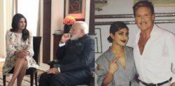 Priyanka Chopra meets Narendra Modi and 'The Hoff' in Berlin