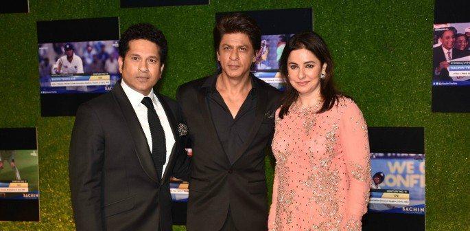 Sachin: A Billion Dreams features Star-Studded Gala Premiere