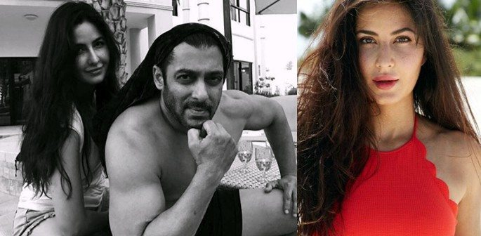 Katrina Kaif shares first photo with Salman Khan on Instagram
