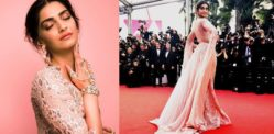 Sonam Kapoor is Flawless in Pink at Cannes 2017