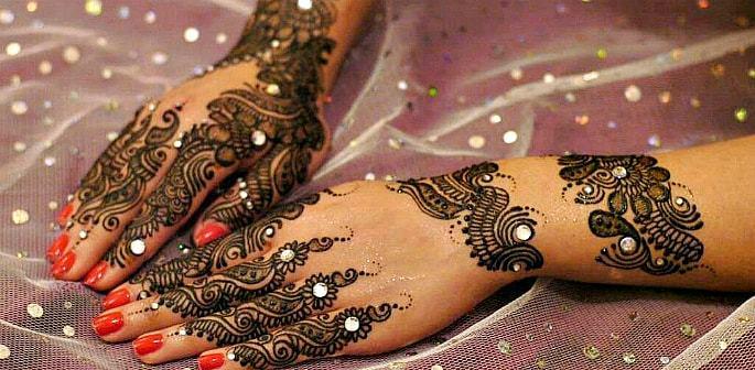 10 Stunning Bridal Mehndi Designs Desiblitz