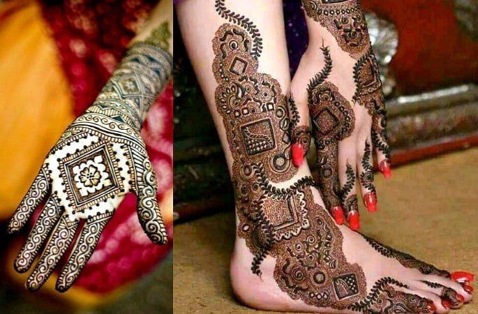 Stunning Bridal Mehndi Designs - Image 10