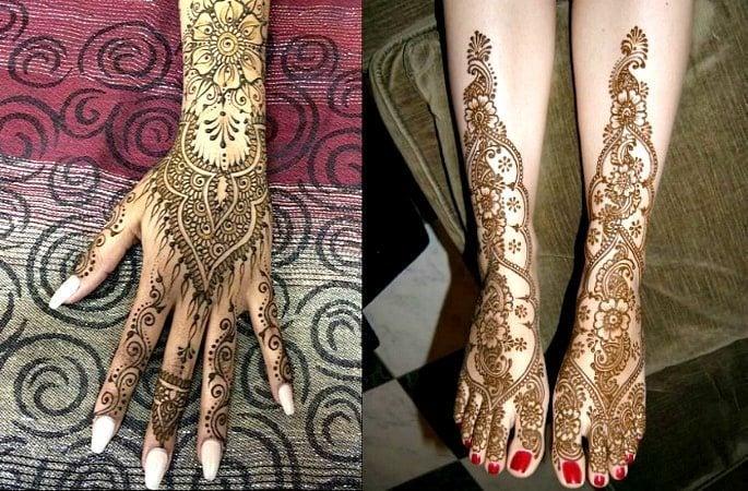 Stunning Bridal Mehndi Designs - Image 3