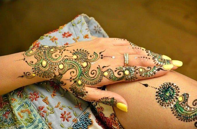Stunning Bridal Mehndi Designs - Image 9