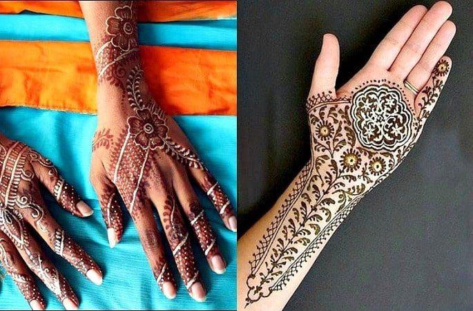 Stunning Bridal Mehndi Designs - Imageee