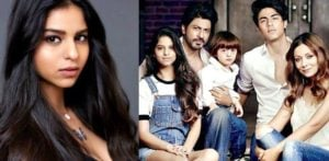 Suhana Khan turns 17 and parents SRK and Gauri Khan are Ecstatic