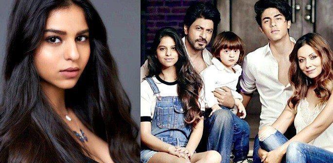 Suhana Khan turns 17 and parents SRK and Gauri Khan are Ecstatic