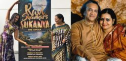 Ravi Shankar's Sukanya Opera embarks on UK Tour