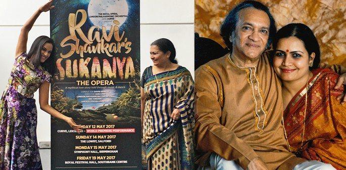Ravi Shankar's Sukanya Opera embarks on UK Tour