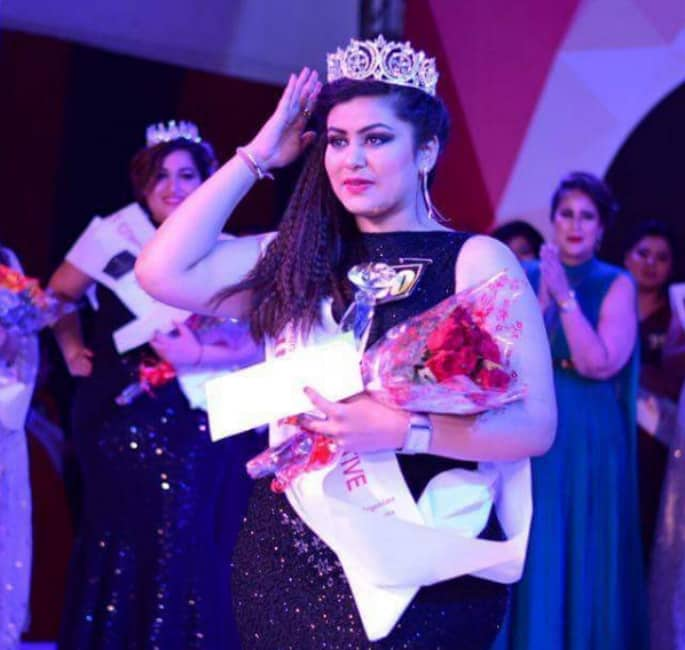 UK's Sukhminder Kaur talks Ms Plus Size North India 2017