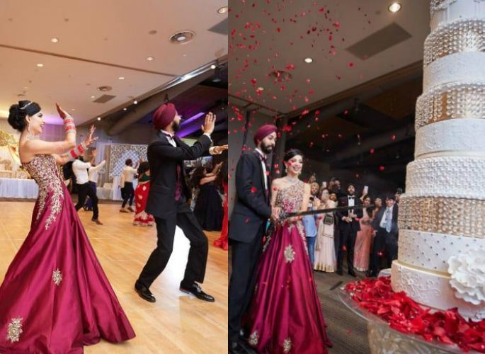 Sydney hosts Big Fat Indian Wedding Reception in Style