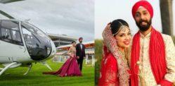 Sydney ospita un grande ricevimento di nozze indiano in grande stile