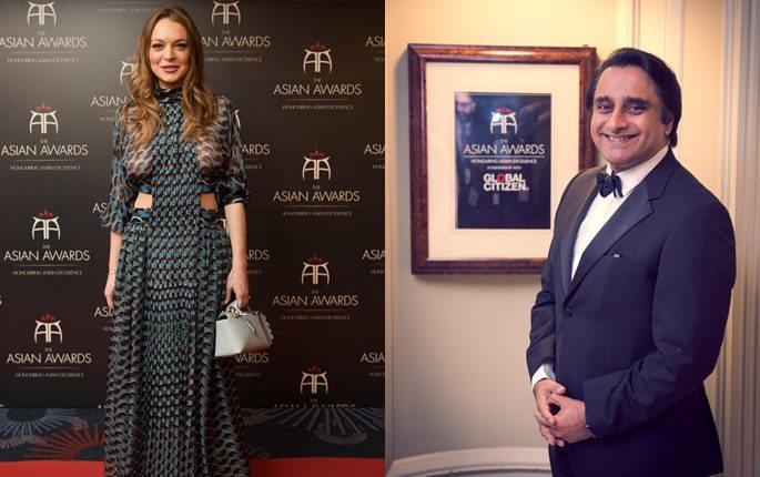 Sachin Tendulkar & Sunny Pawar honoured at The Asian Awards 2017