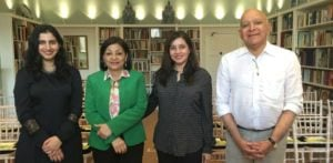 Empire Writes Back at Asia House Bagri Foundation Literature Festival 2017