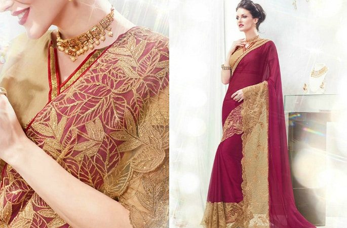 The Fashionable Style of Starlet Sarees - Image 2