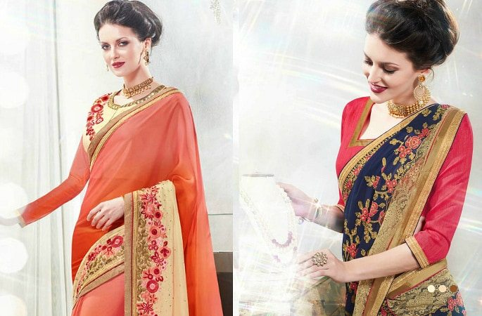 The Fashionable Style of Starlet Sarees - Image 5