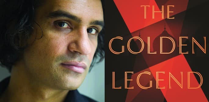 Nadeem Aslam, Minorities and The Golden Legend at Asia House