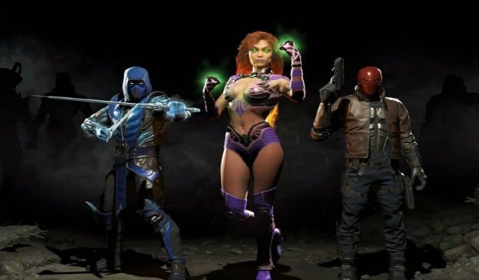 Why you should be Excited about Injustice 2