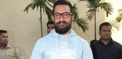 Aamir Khan spotted wearing a Nose Stud and it's Totally Cool!