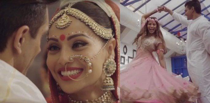 Bipasha Basu reveals Wedding Video for One-Year Anniversary