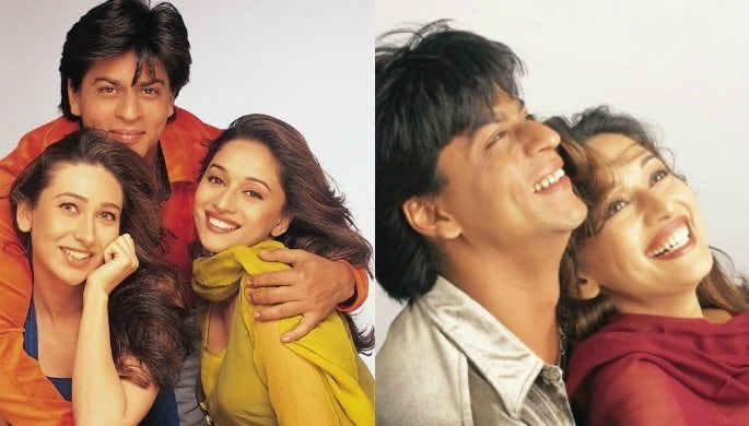 love triangle dil to pagal hai
