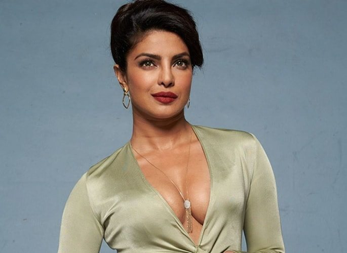 Priyanka Chopra plays a Sexy Villain in Baywatch