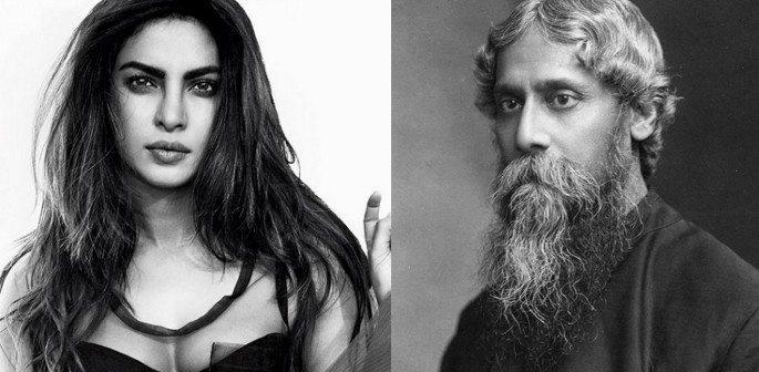 Priyanka Chopra to make film on Romance of Rabindranath Tagore