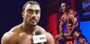 Sangram Chougule ~ a Bodybuilder with Winning Strength
