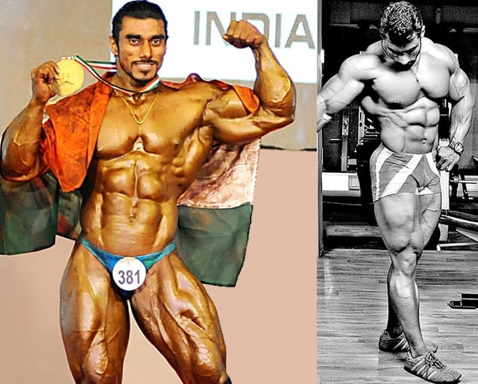 Sangram Choubule ~ a Bodybuilder with Winning Strength