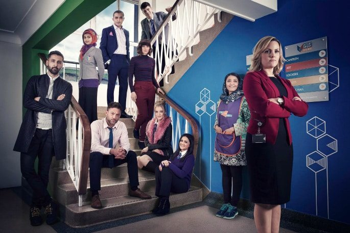 Channel 4's Ackley Bridge explores British Asian Integration