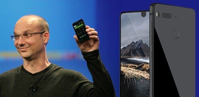 Android Creator hopes New 'Essential Phone' will Challenge Apple