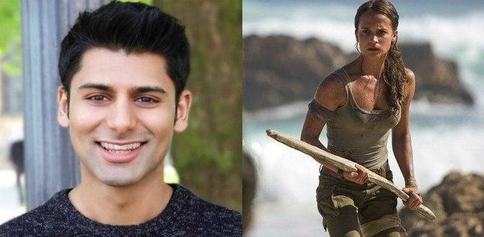 Antonio Aakeel lands Adventurous Role in Hollywood's Tomb Raider