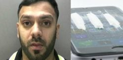 Asian Man Jailed for Drugs in Wardrobe worth over £200k