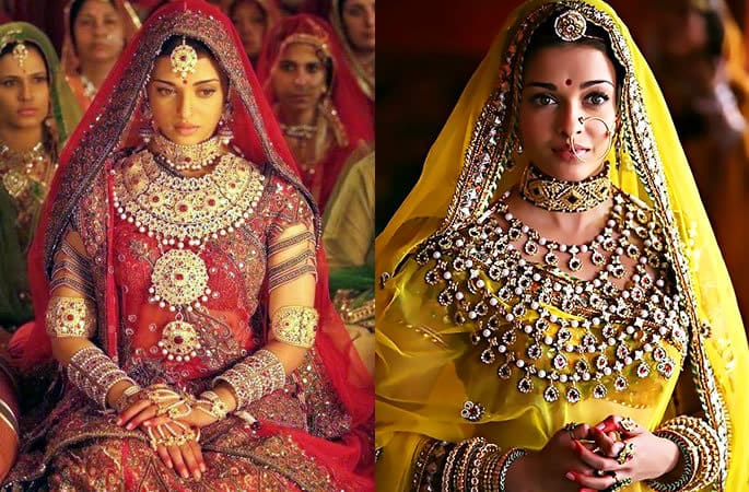 10 Beautiful Wedding Dress Outfits From Bollywood Films Desiblitz