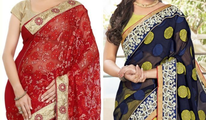 Elegant Brasso Saree Styles and Designs to Wear