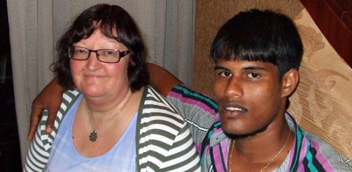 British woman left UK for lying Sri Lankan lover