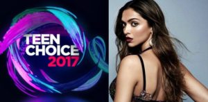 Deepika Padukone Nominated at Teen Choice Awards 2017