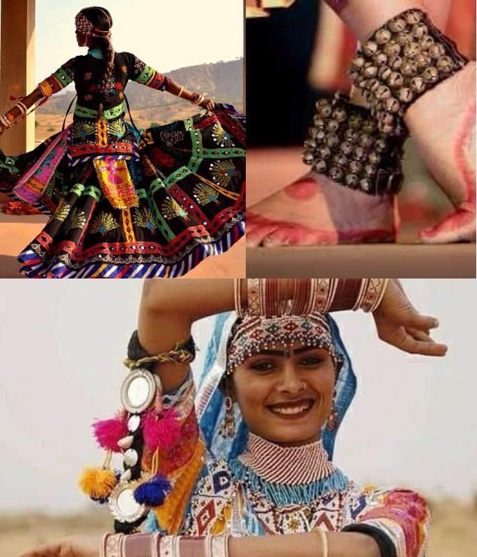 Ethnic Kalbelia Outfits