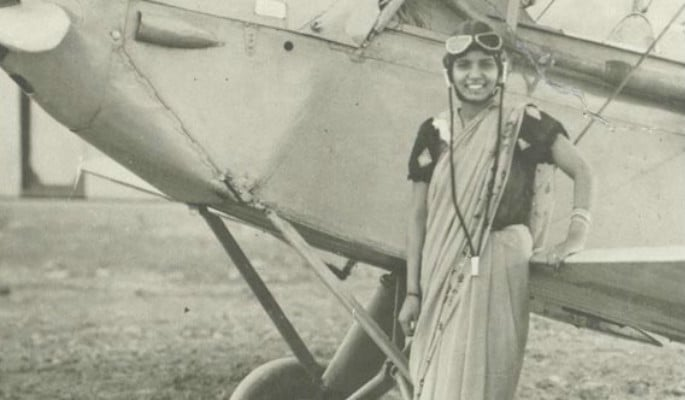 Indian Heroines -Heroine Sarla Thakral