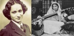 Unbelievable Forgotten Indian Heroines of World War II