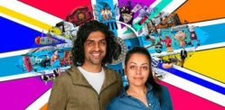 Imran and Sukhvinder Javeed the Married Couple on Big Brother